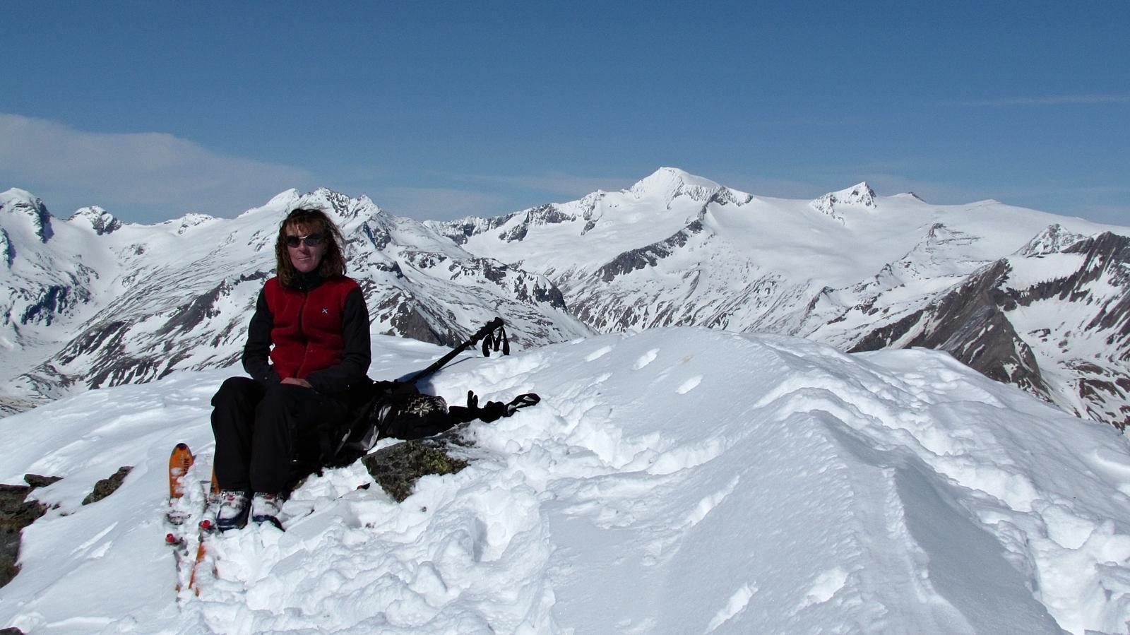 Skitour auf den Stampfler