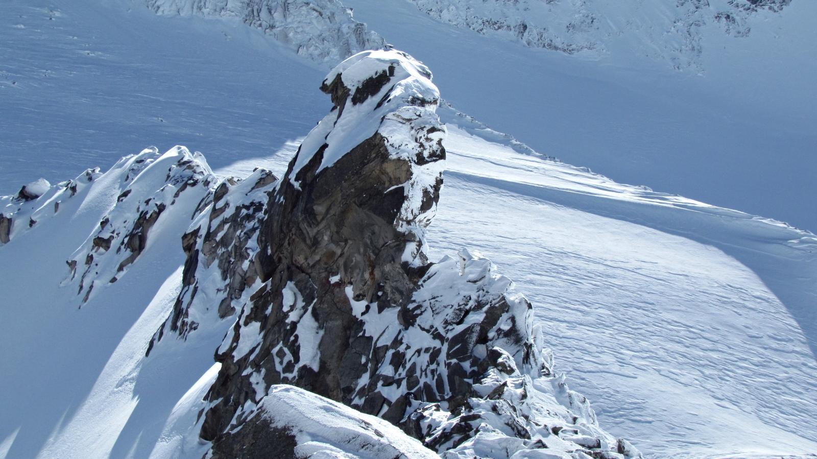 Skitour im Dorfertal