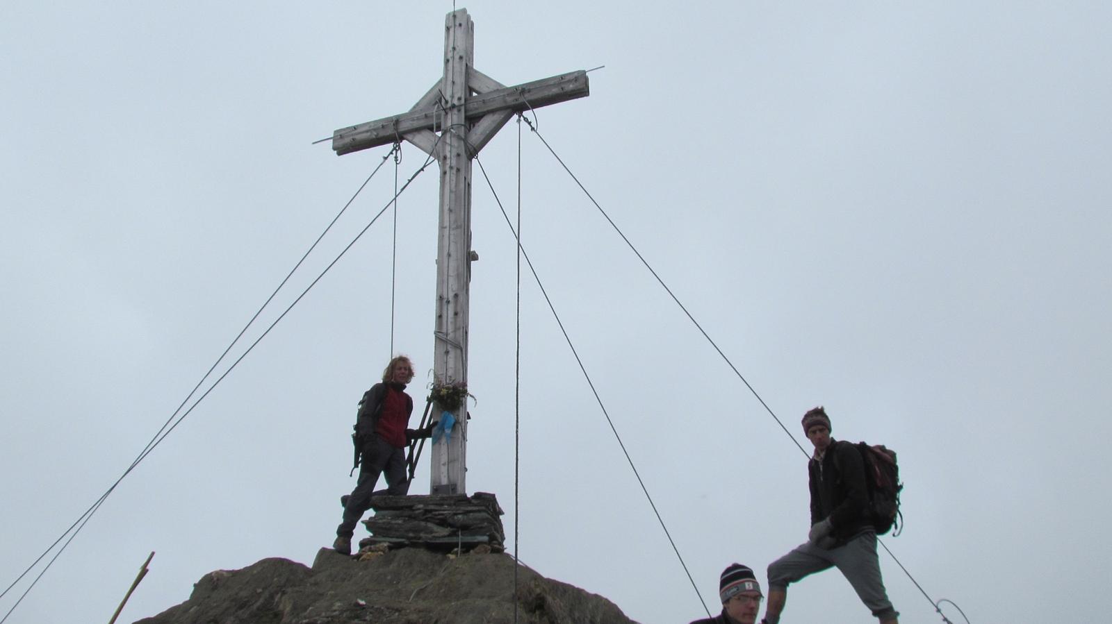 Gipfelmesse Hohes Kreuz