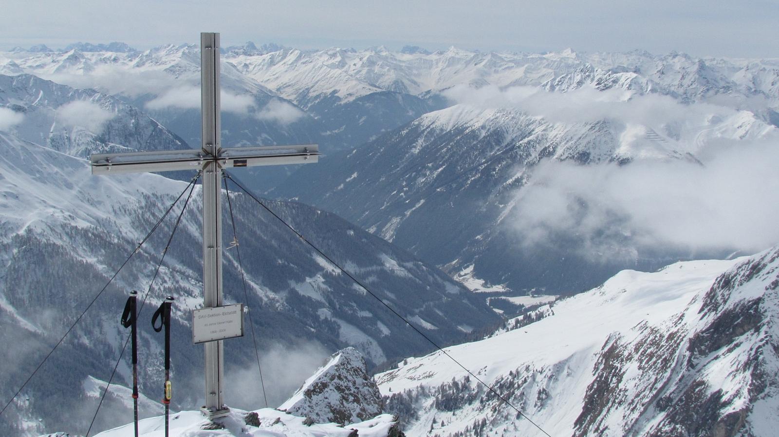 Gipfel Weisser Knoten