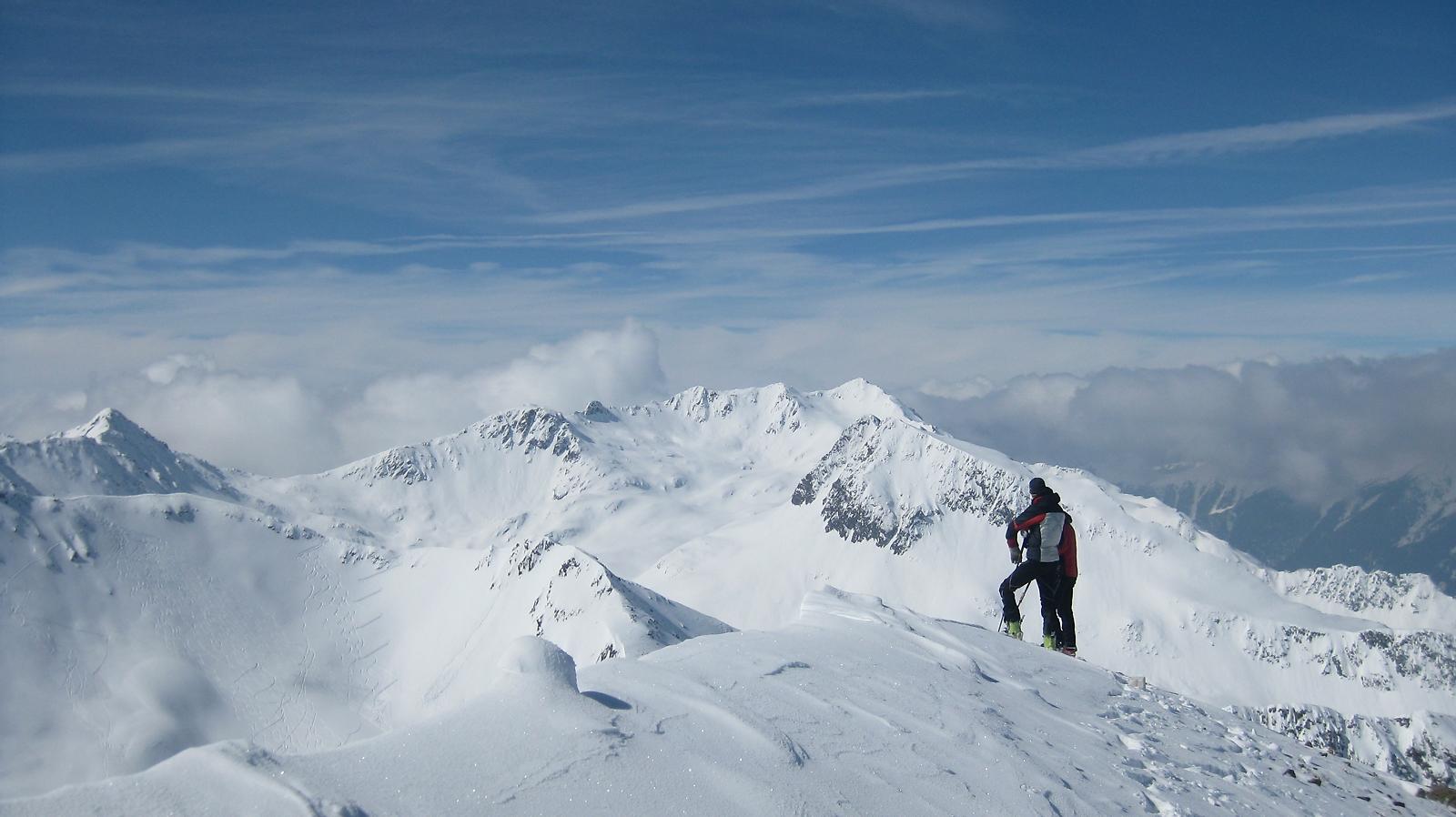 Gipfel Innerrodelgungge