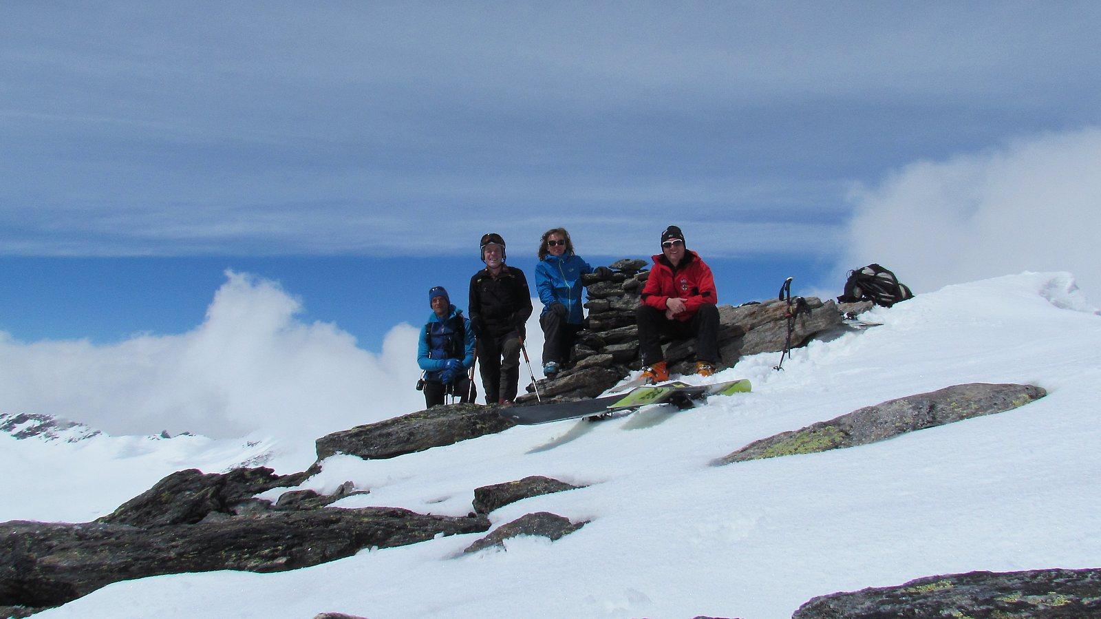 Gipfel Grosser Happ