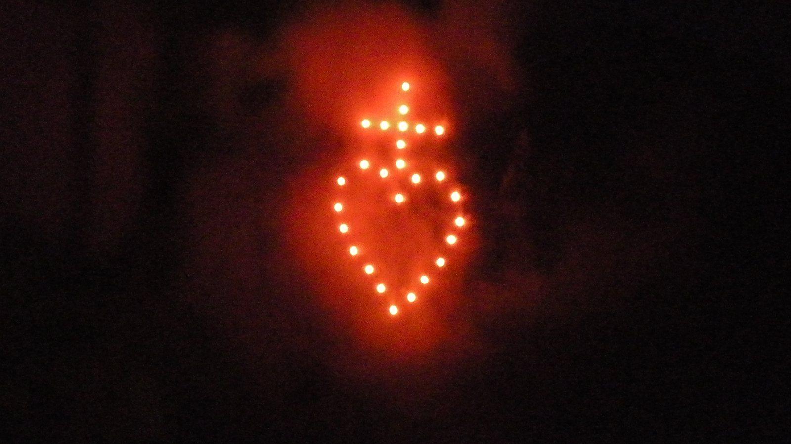Herz Jesu Feuer