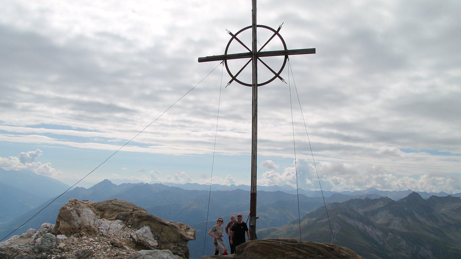 Kreuzspitze