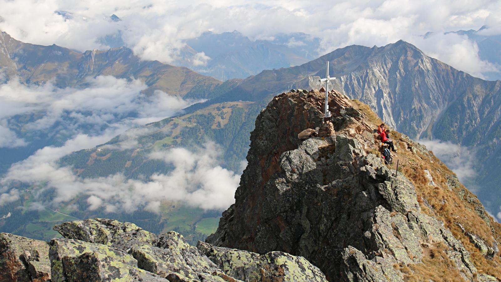 Gipfel Grosser Zunig