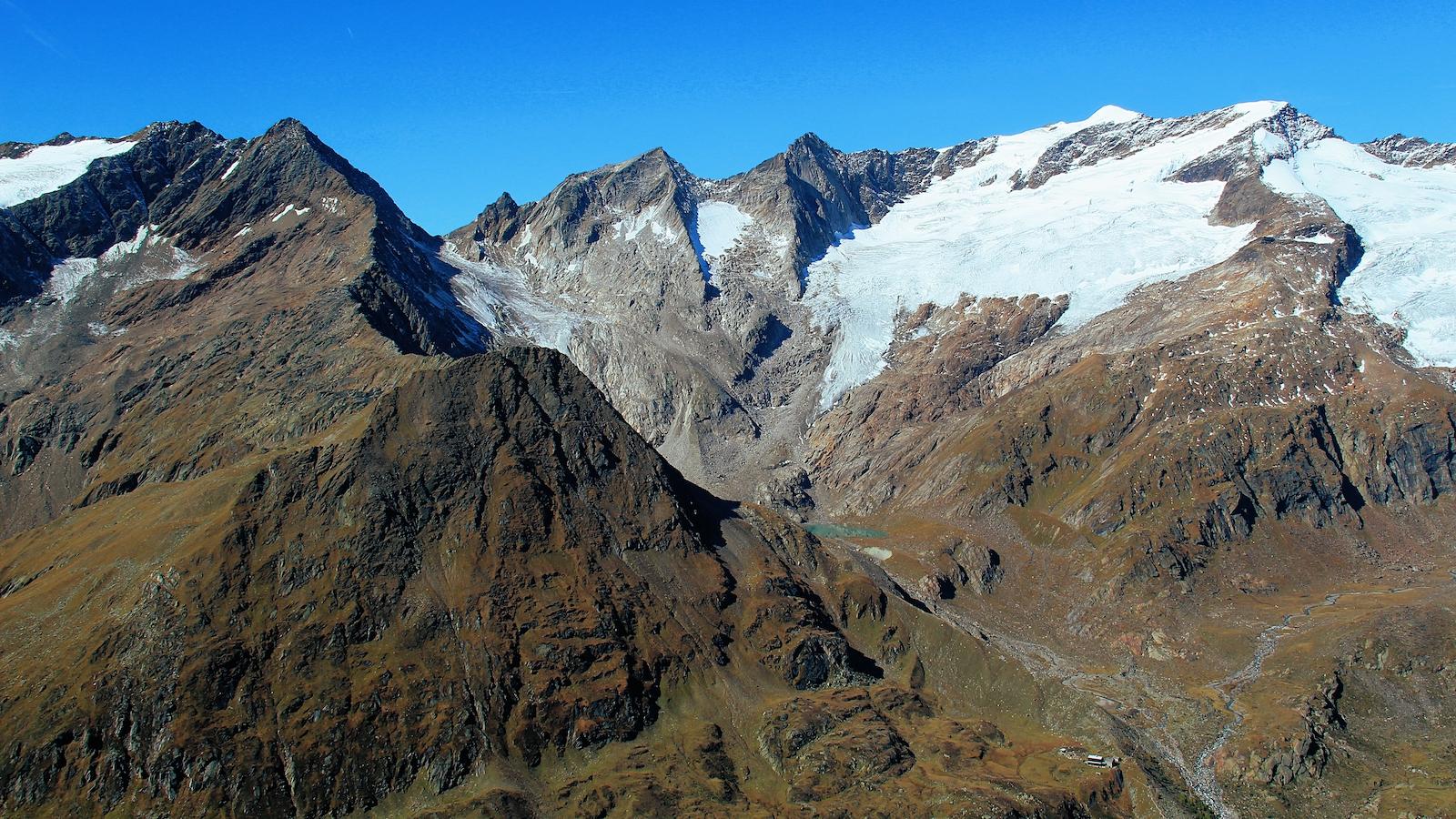 Gipfel Schlüsselspitze