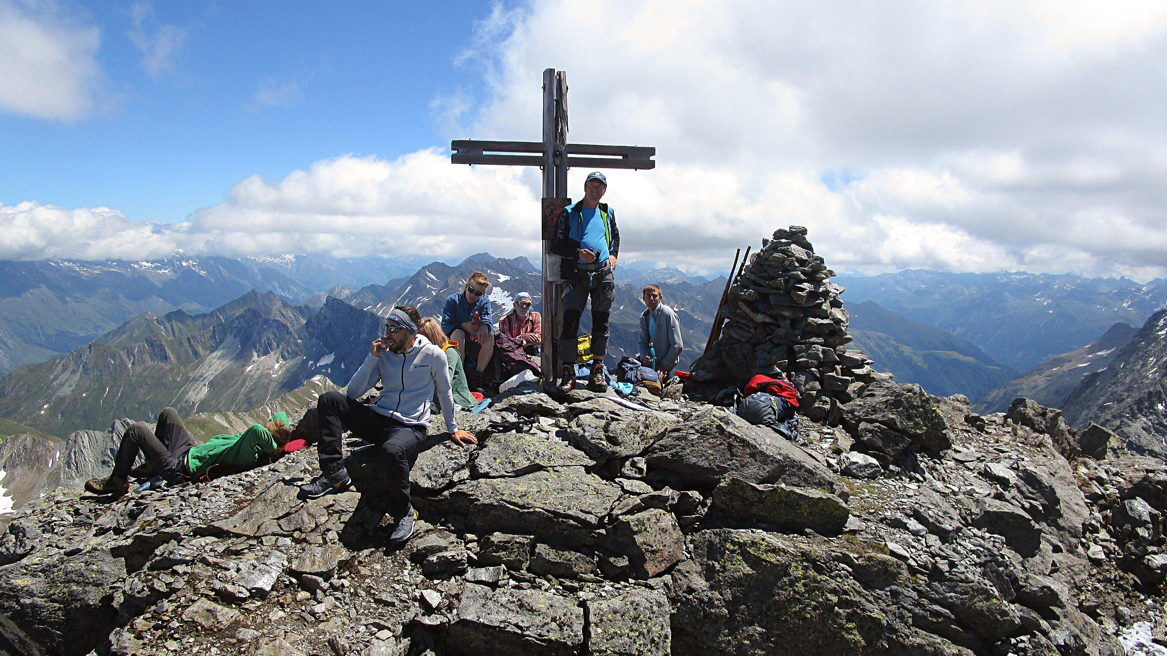 Gipfel Keeseck