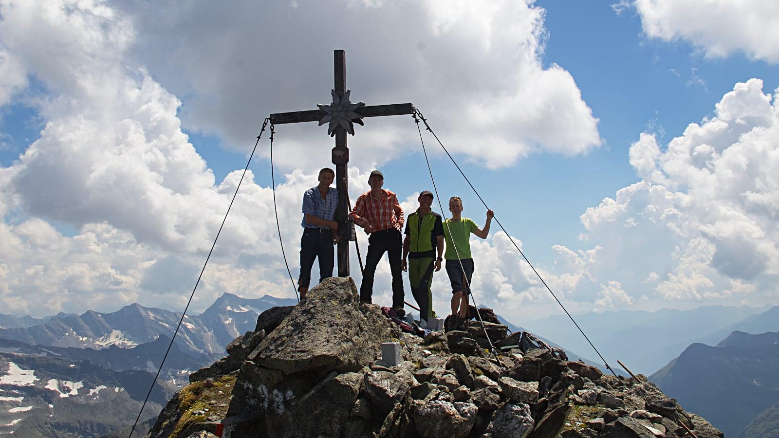 Gipfel Tauernkogel