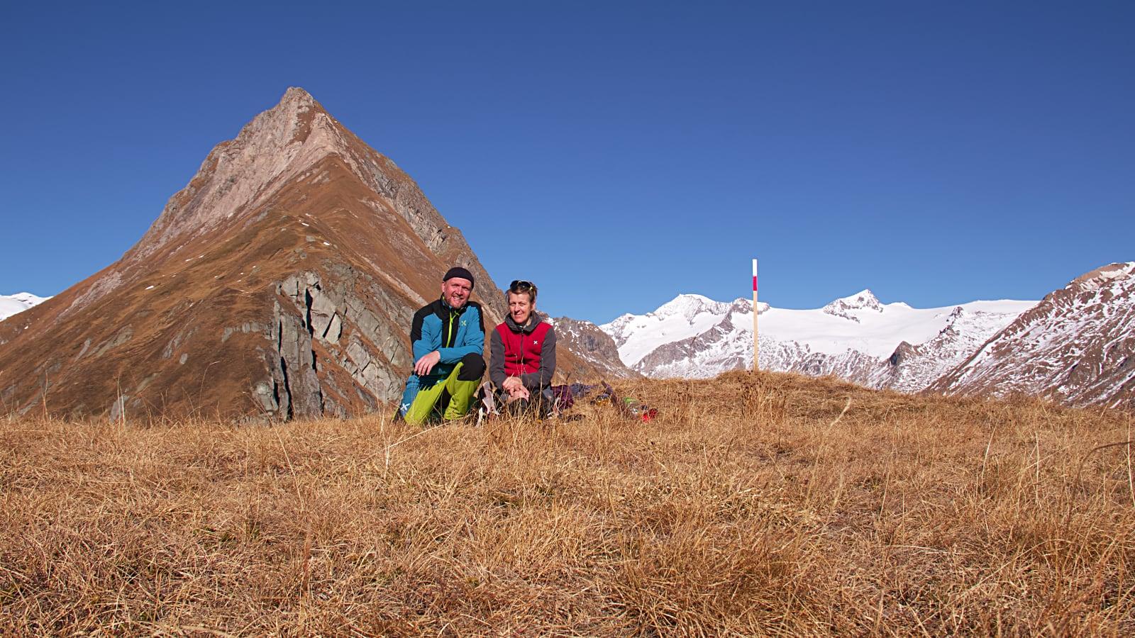 Gipfel Finsterwitzkopf