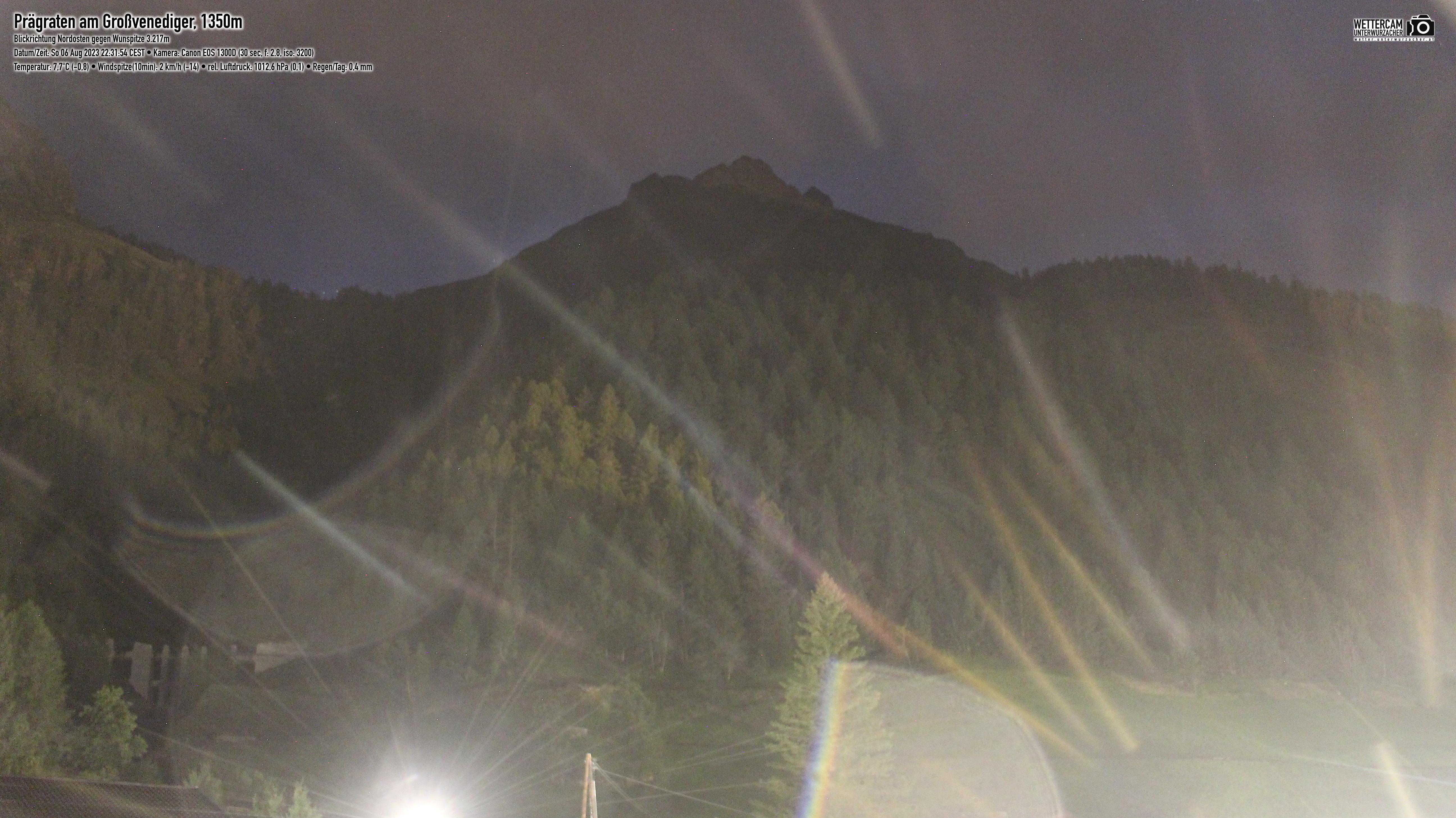 Bild Webcam Nordost